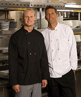 Chef and Kitchen Uniforms.